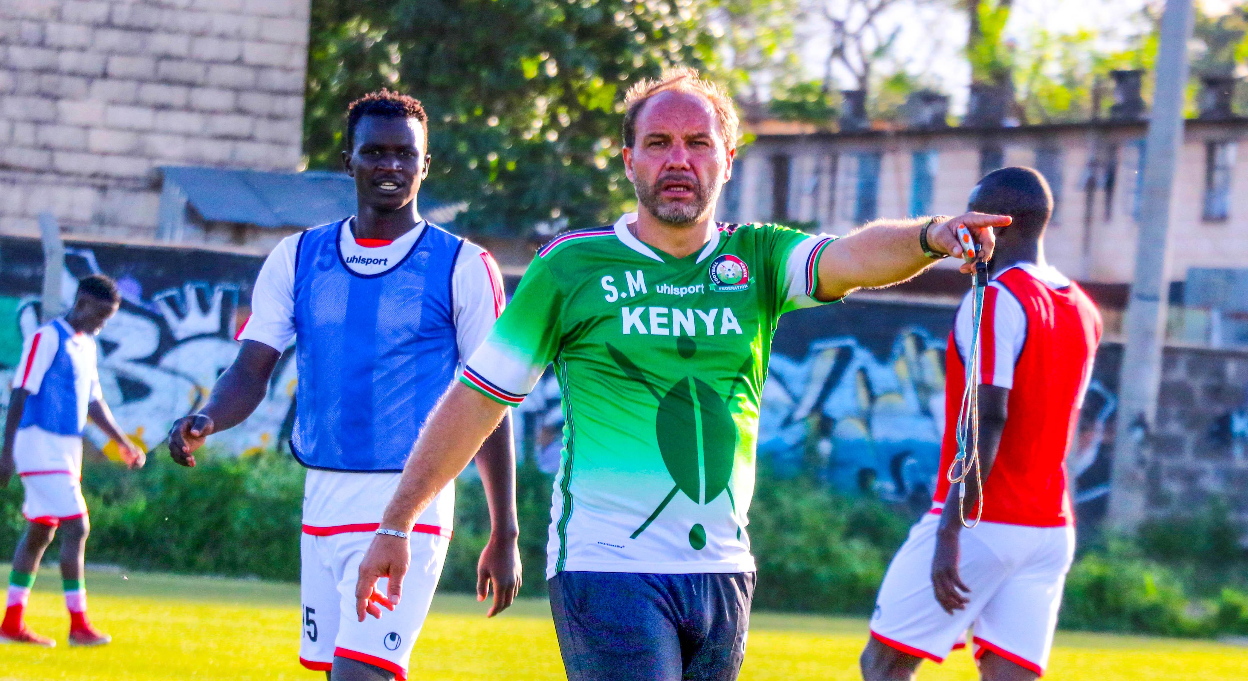 Egypt 2019: 'Change playing style and start winning' – Former Kenyan player Ambani tells present coach Migne