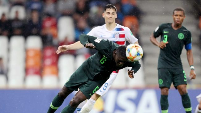 Ozornwafor apologizes to Nigerians for Flying Eagles shambolic World Cup performance