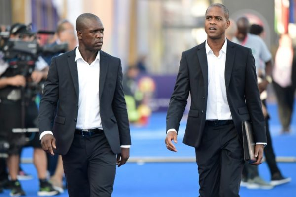 Camerron don pursue Seedorf and Kluivert