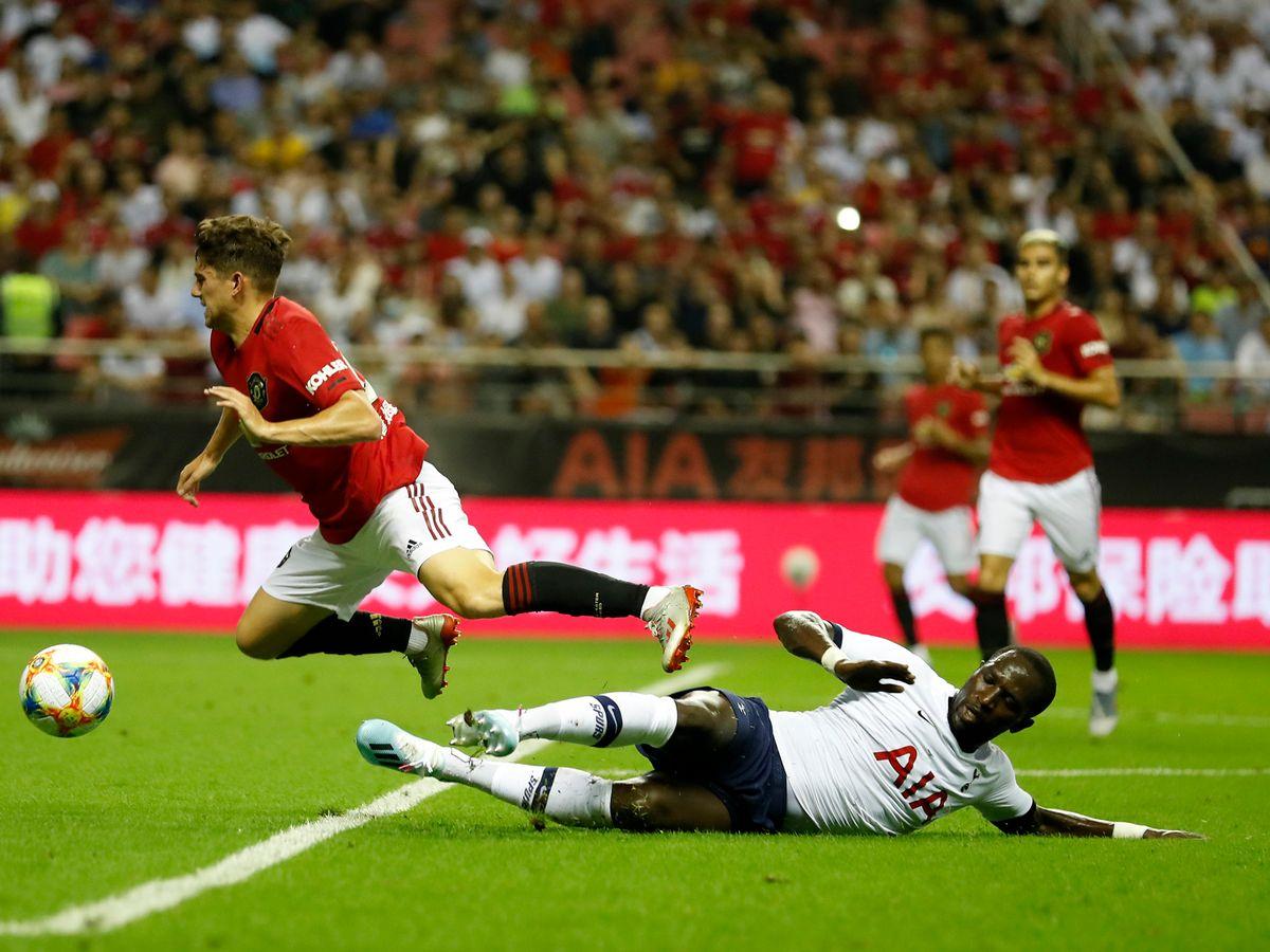 Pochettino don beg Man United ontop Sissoko tackle