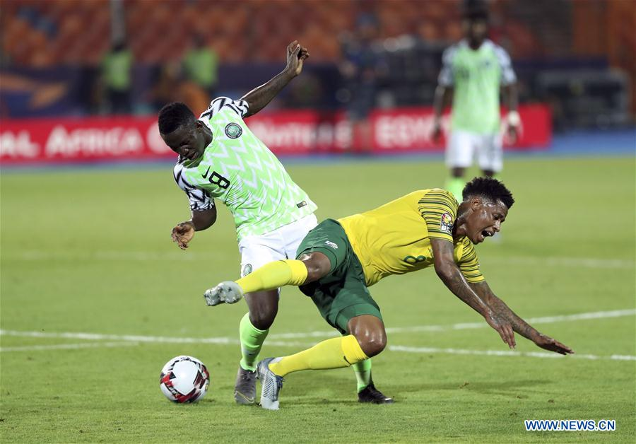 Etebo hails teammates after quarter final win over South Africa