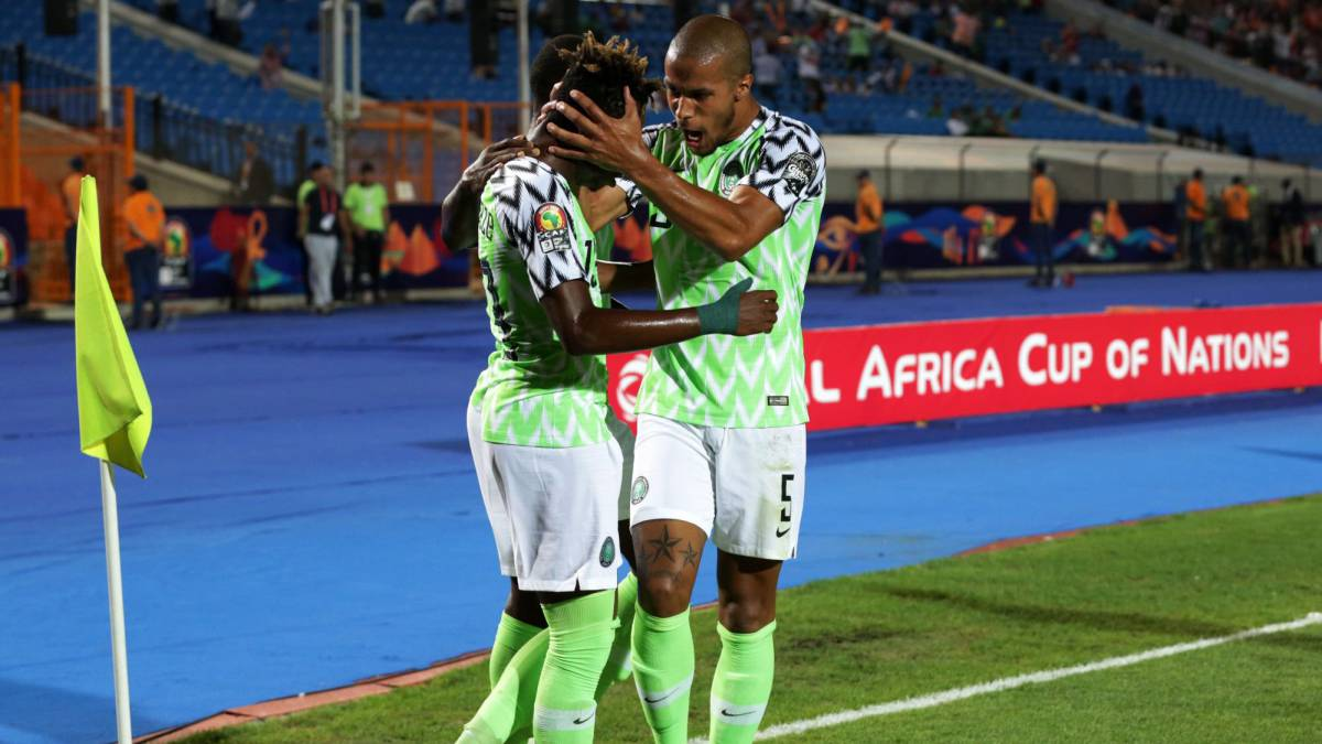 AFCON 2019: Super Eagles beat Bafana Bafana 2-1 to advance into semifinals
