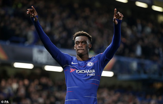 FINALLY – Callum Hudson-Odoi signs new £100,000-a-week five-year Chelsea deal