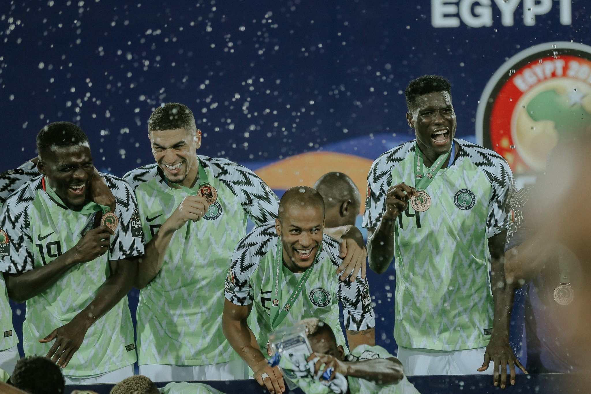To compete for 2021 AFCON title, Eagles have work to do, says Sodje