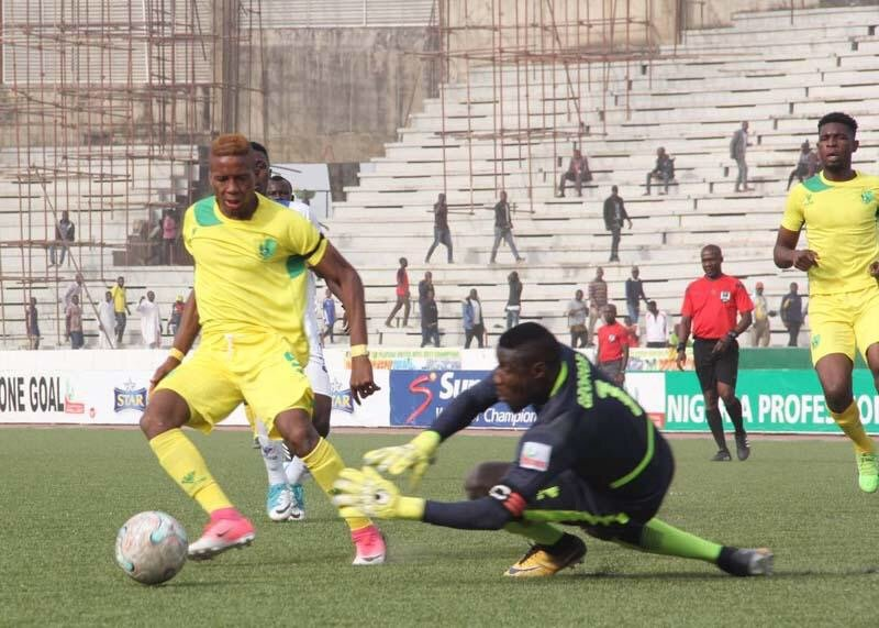 Enyimba Sign Emmanuel James From Plateau United