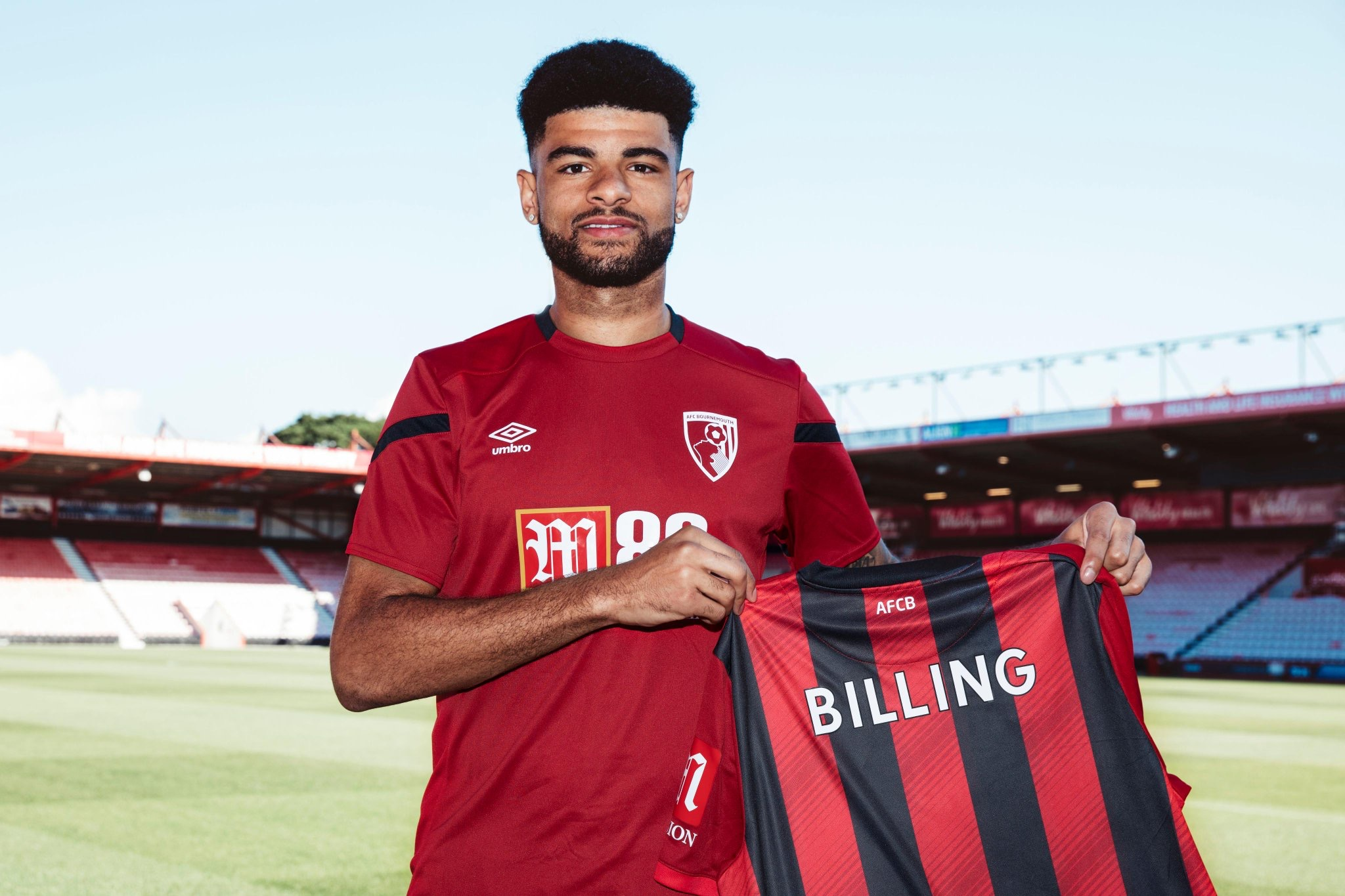 Nigeria-born Philip Billing Leaves Relegated Huddersfield Town to join AFC Bournemouth