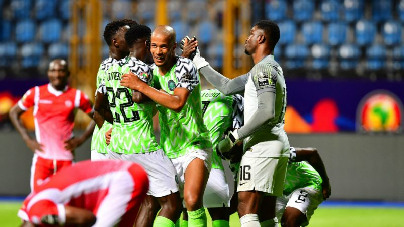 We've done Well! Alex Iwobi scores Nigeria's 2019 AFCON campaign High