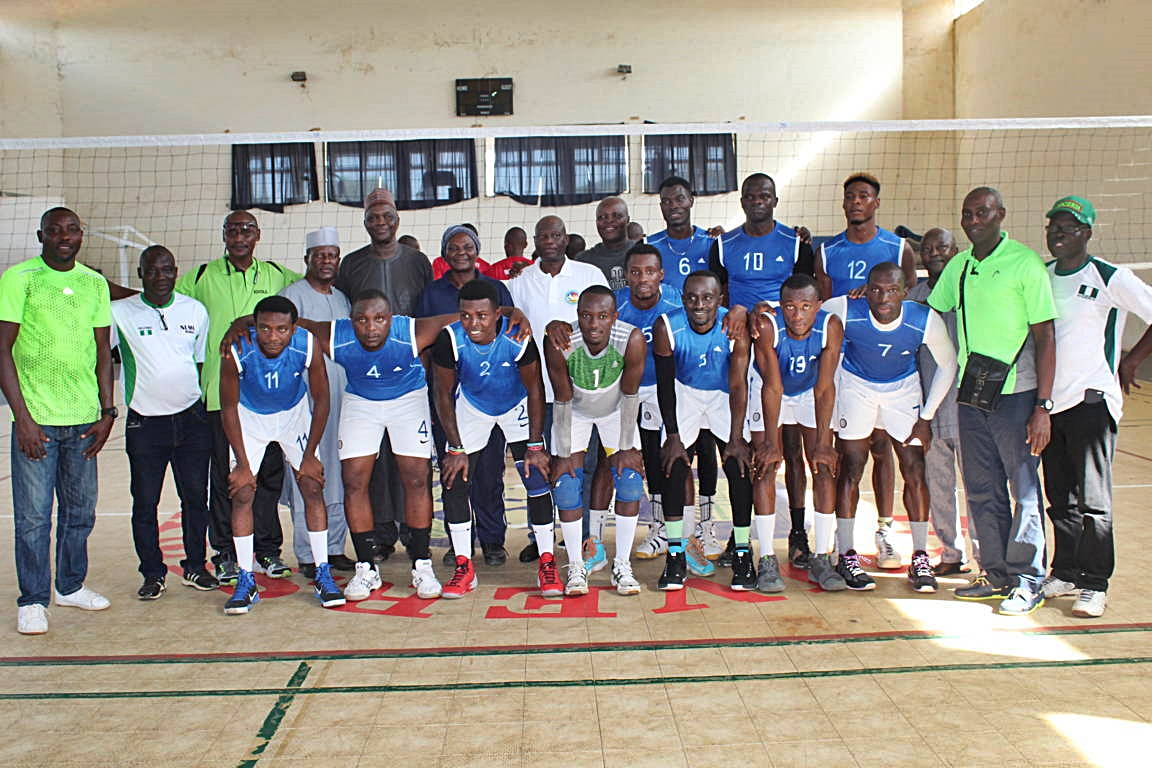 V/ball Division one:  Sunshine Spikers, Nigeria Police tops table