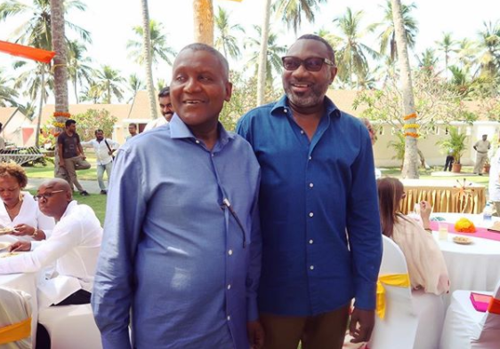 Dangote and Otedola promise Super Eagles N27M per goal against Algeria