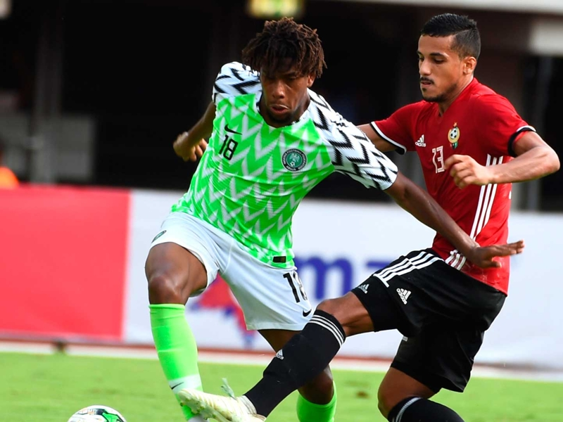 Alex Iwobi: A great achievement to win AFCON bronze