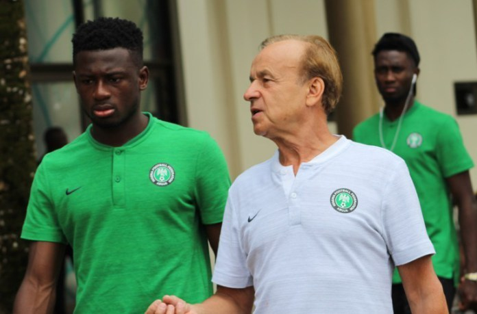 Collins Warn Teammates Against Shunning Rohr's Instructions