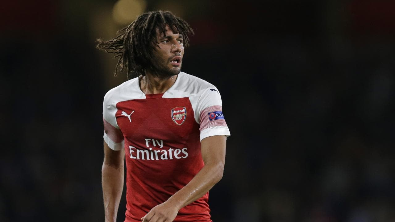 Lifeless Body found at Elneny's house in Egypt