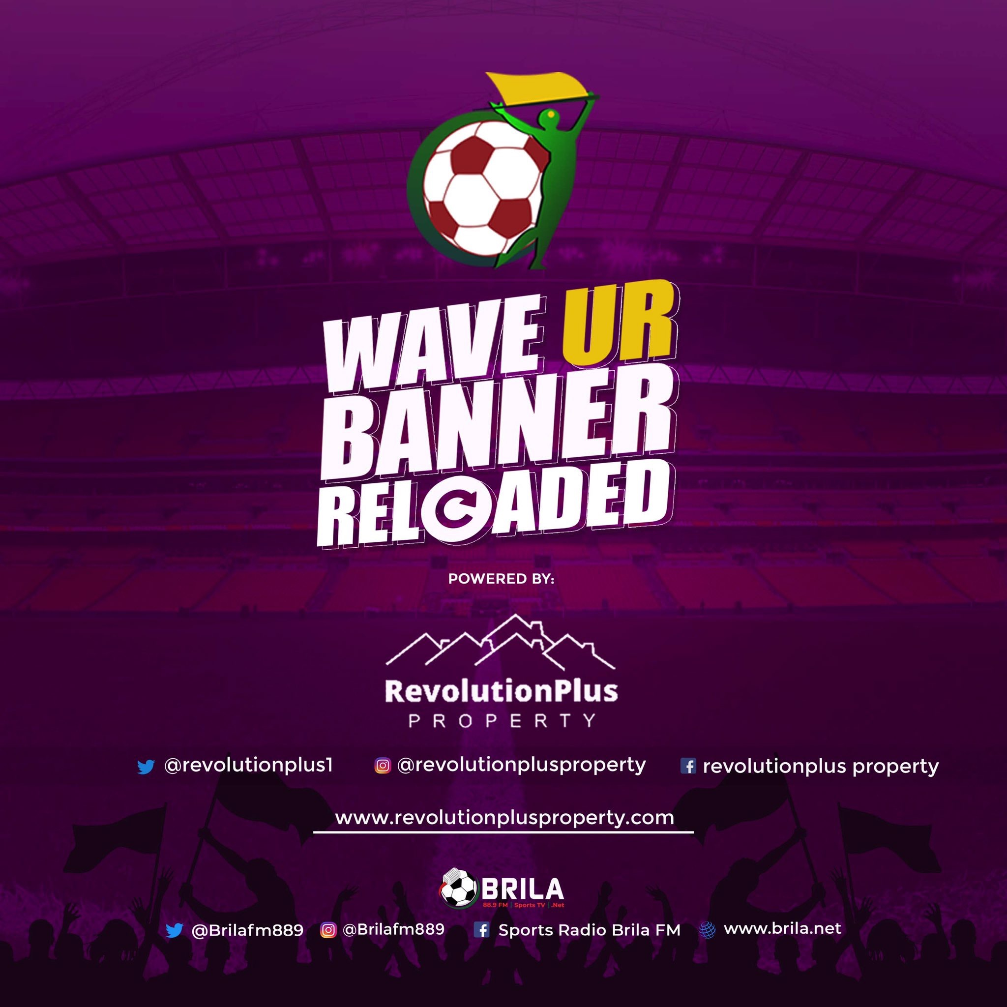 RevolutionPlus'  'Wave Ur Banner Reloaded' kicks off today