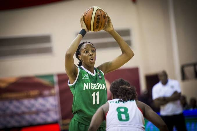 Image result for d'tigress of nigeria 2019 Adaora Elonu