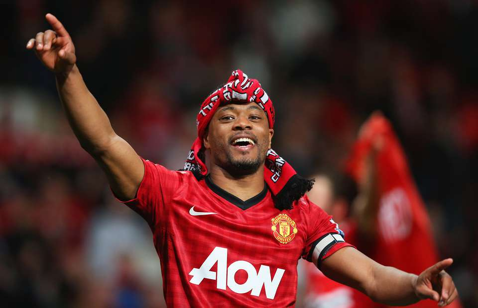 Man United legend Evra announces retirement from football