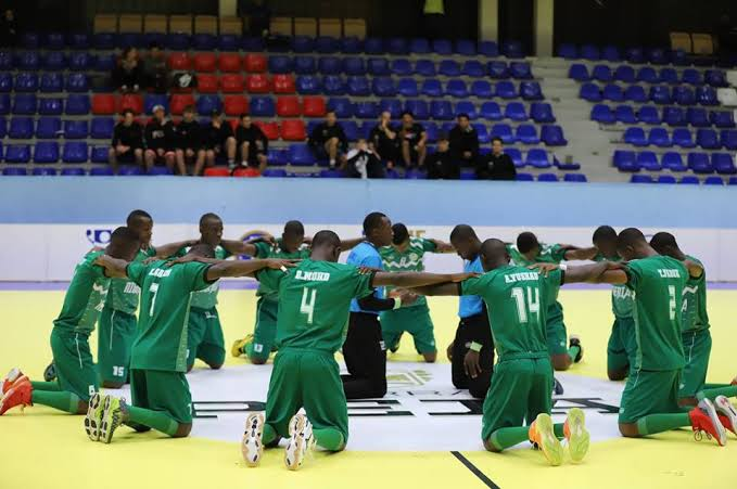 Maigidansanma hails Nigeria U20 world cup team despite group stage exit