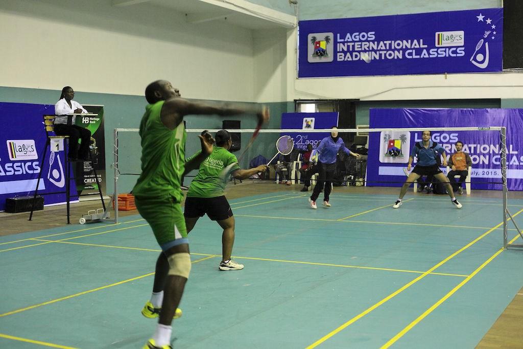 LAGOS BADMINTON READY TO HOST REST OF THE WORLD - Brila