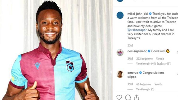 I'm Looking Forward To Meet My New Teammates – Mikel