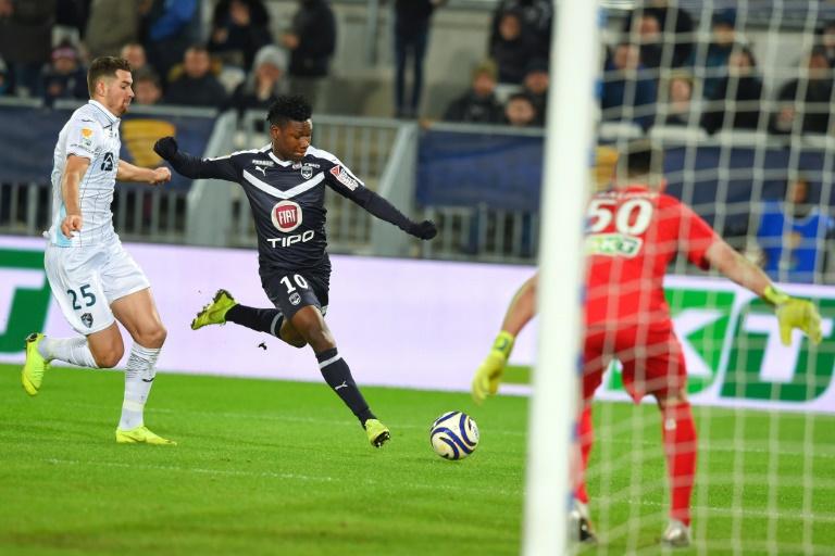 Kalu Scores In Girondins Bordeaux's 1-3 Defeat To Galatasaray