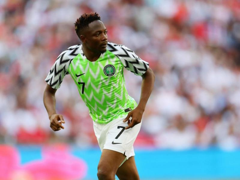 Musa expects Super Eagles to struggle in Lesotho