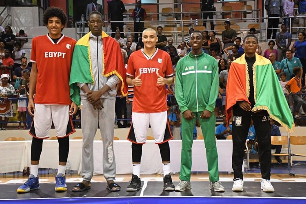 FIBA U-16 Championship: Nigeria settles for bronze, Chinyelu makes All-Star