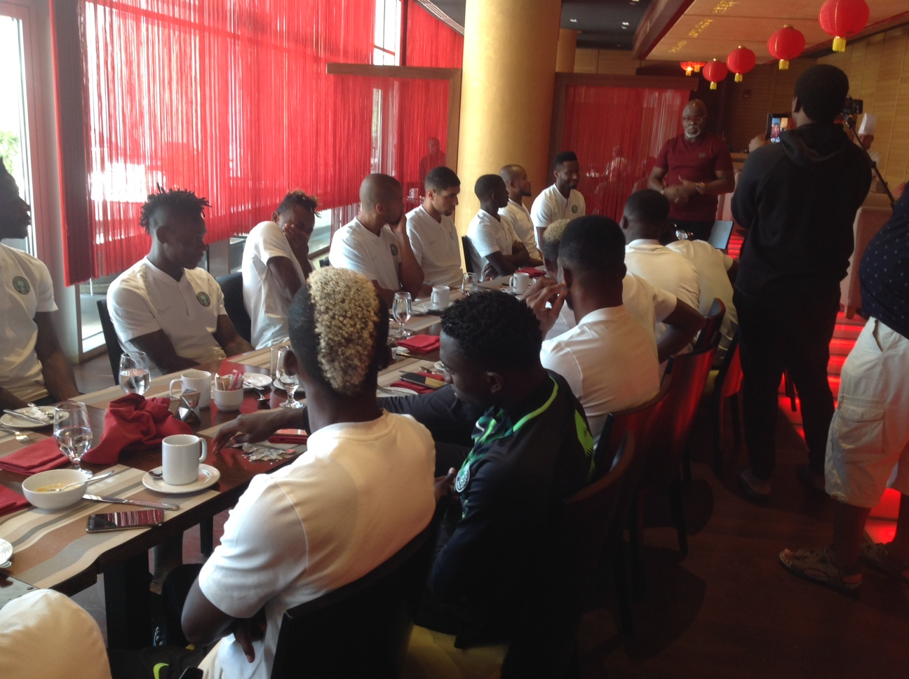 Eagles are well-motivated to overcome Algeria – Edema Fuludu