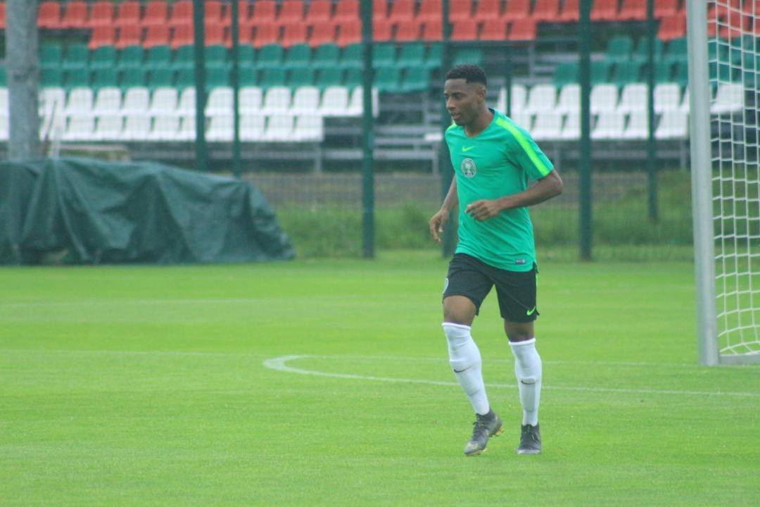 Makanjuola reveals Super Eagles dream, wants to emulate Chukwueze, and Osimhen