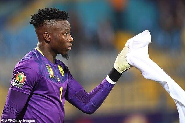 Indomitable Lions Are Ready To Pay Eagles Back In Their Own Coins – Andre Onana