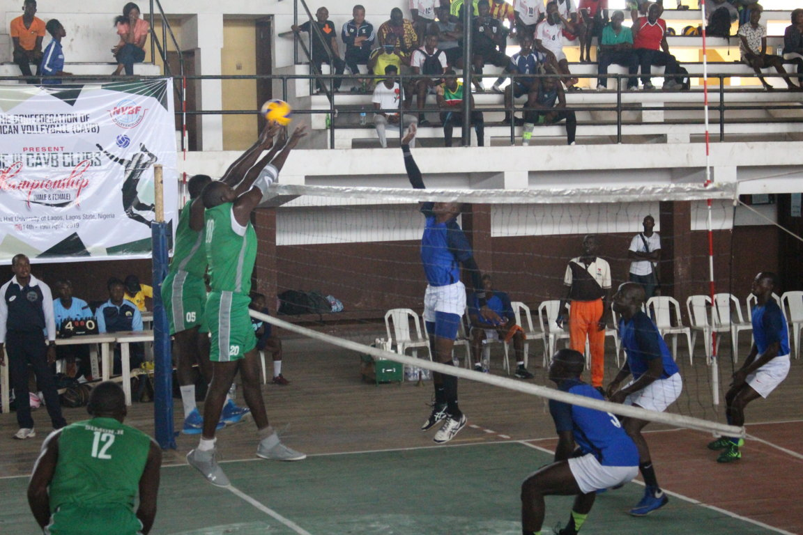 Volleyball: Customs face Immigration in 2019 Premier league opener