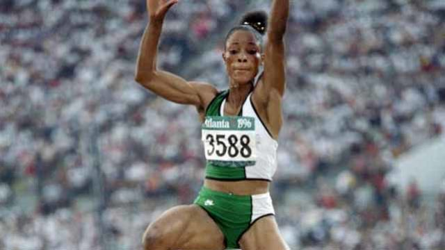 From Grass To Olympic Gold – The Inspiring Story Of Chioma Ajunwa