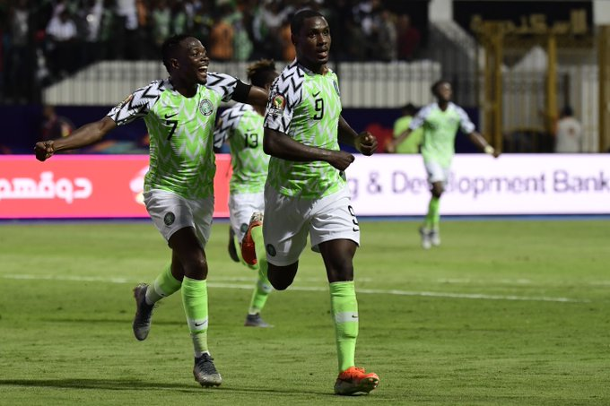 Super Eagles Showered With $192,500 For Beating Cameroon