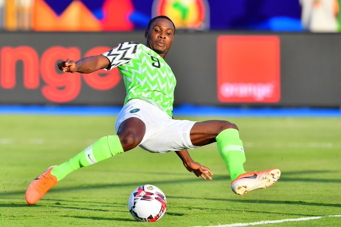 We want to finish third ahead of Tunisia – Ighalo