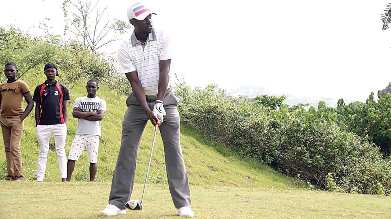 Nigeria's number 1 Golfer Odoh advocate synergy between NGF and PGAN for Golf development