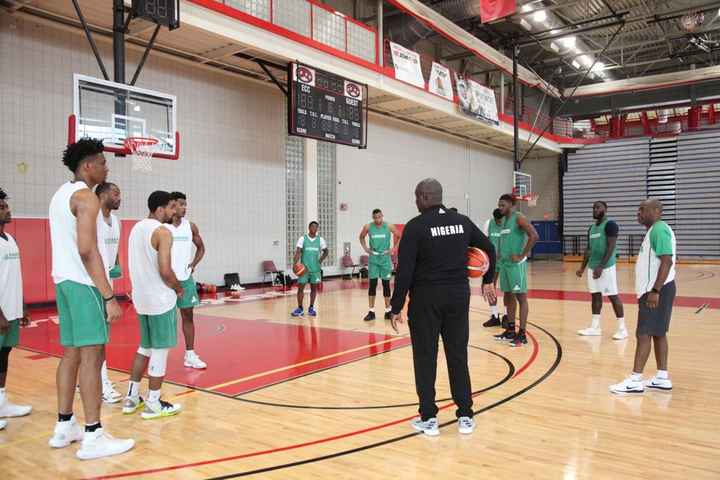 D'Tigers open camp for FIBA World Cup… Aminu, Obekpa and Stanley Okoye will arrive Thursday