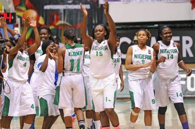 Image result for D'Tigress wins 2019 FIBA Afrobasketball tournament