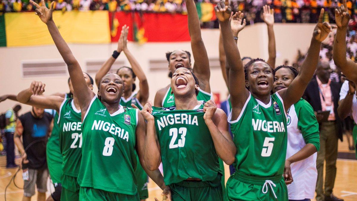 Nigeria coach Hughley Otis set to rock Africa with D'Tigress