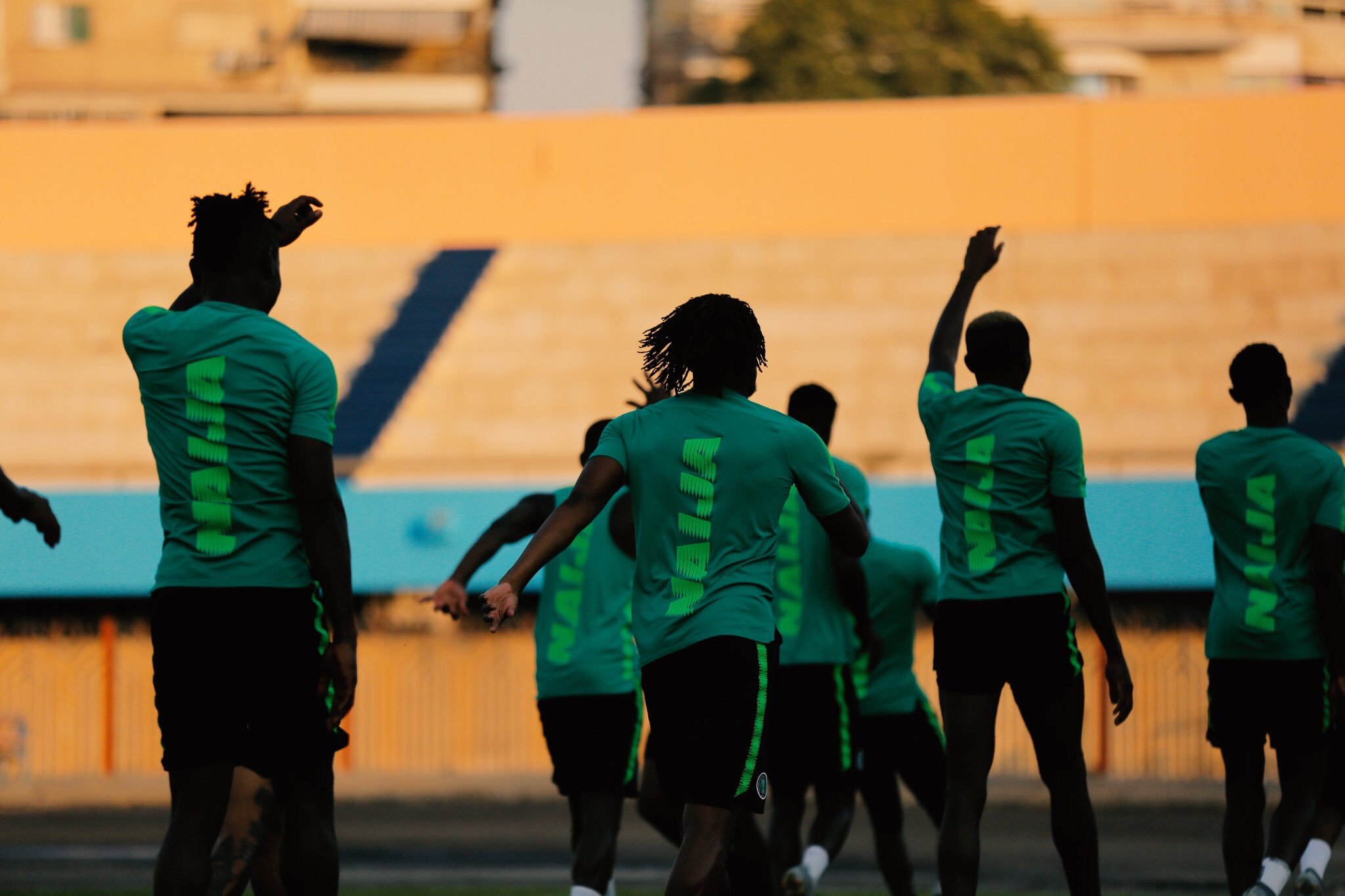 Nigeria vs S/Africa: Chukwueze, Collins return to starting XI, as Rohr drops Moses and Awaziem