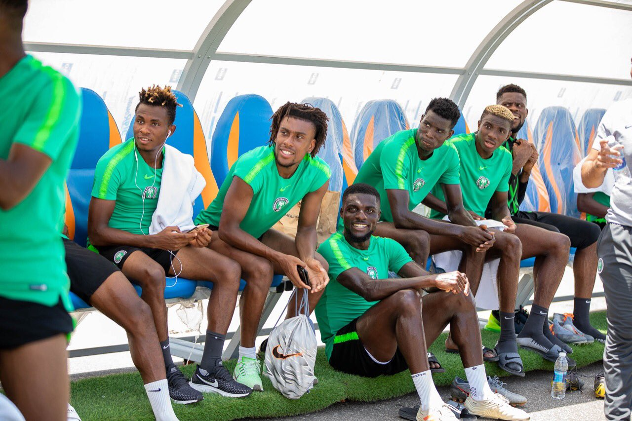 Ekpo urges Rohr to hand opportunities to fringe players against Tunisia