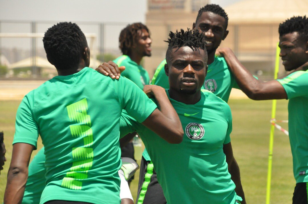 Akpeyi out, Uzoho in – See Super Eagles line up vs Tunisia