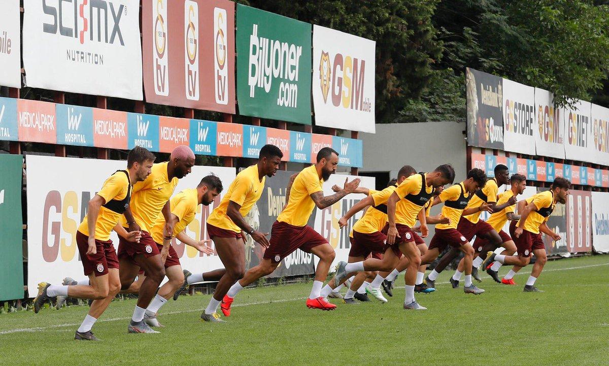 Ozornwafor resumes pre-season with Galatasaray