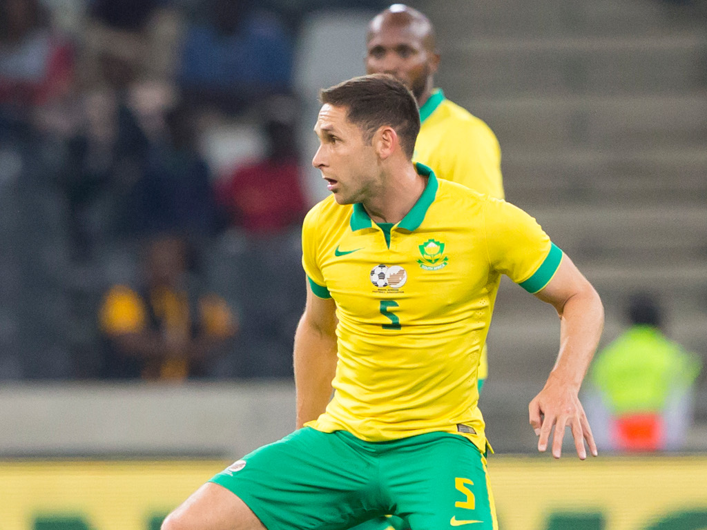 Nigeria vs South Africa: FURMAN Confident of Bafana Bafana's victory against Eagles
