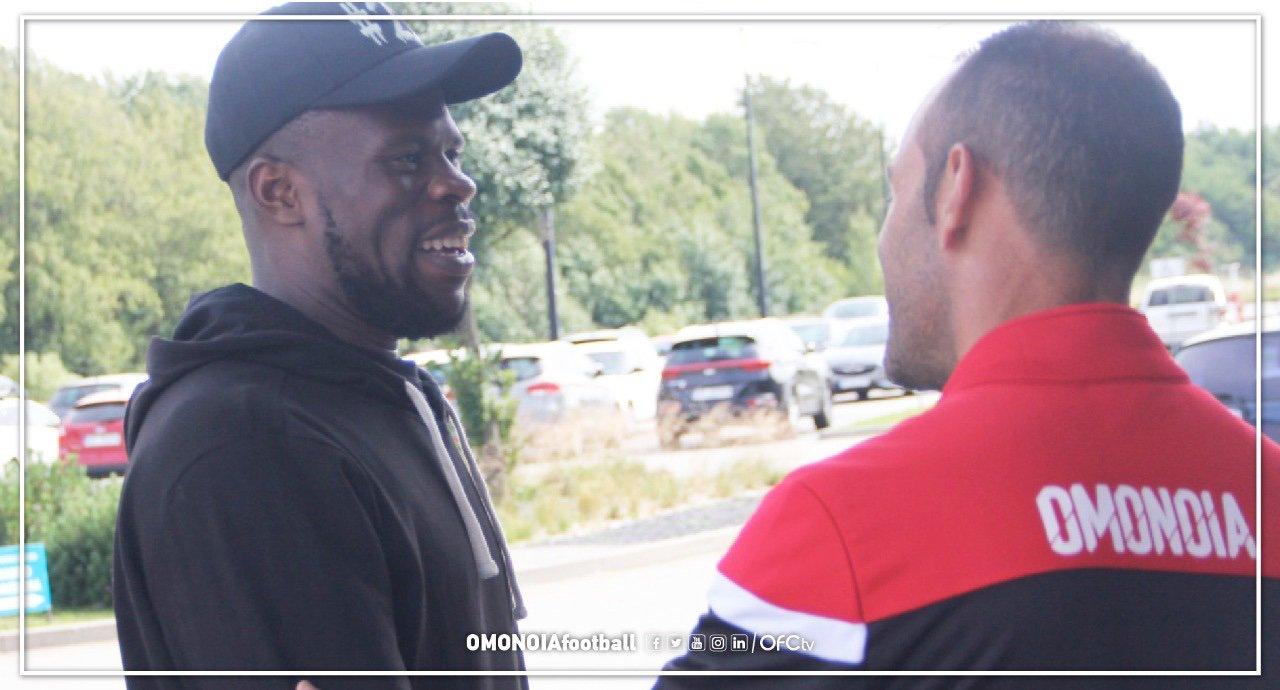 Uzoho cuts short holiday to join new club AC Omonia pre-season