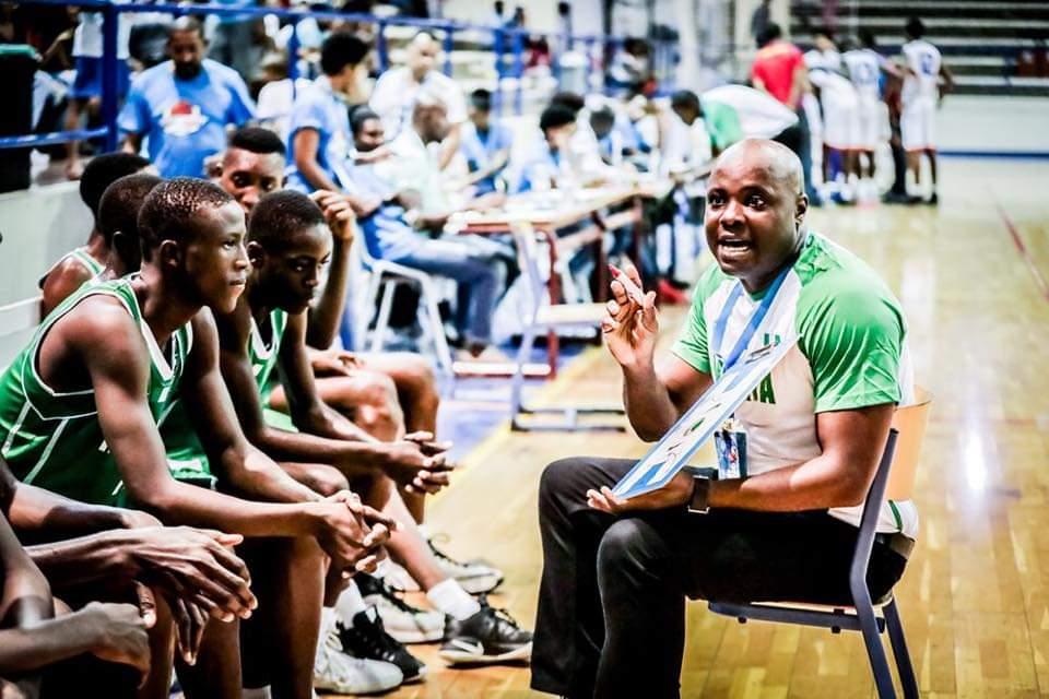 Junior Tigers coach Onyanbo Target 2020 FIBA U17 world cup ticket