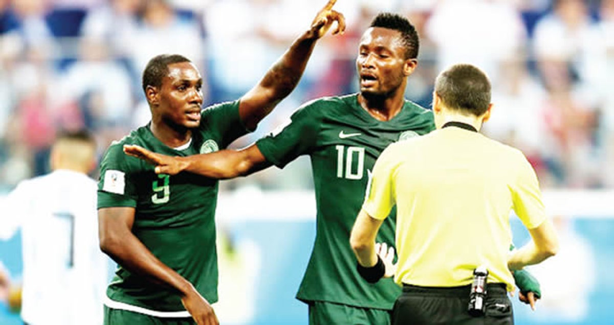 THANK YOU MIKEL, THUMBS-UP IGHALO