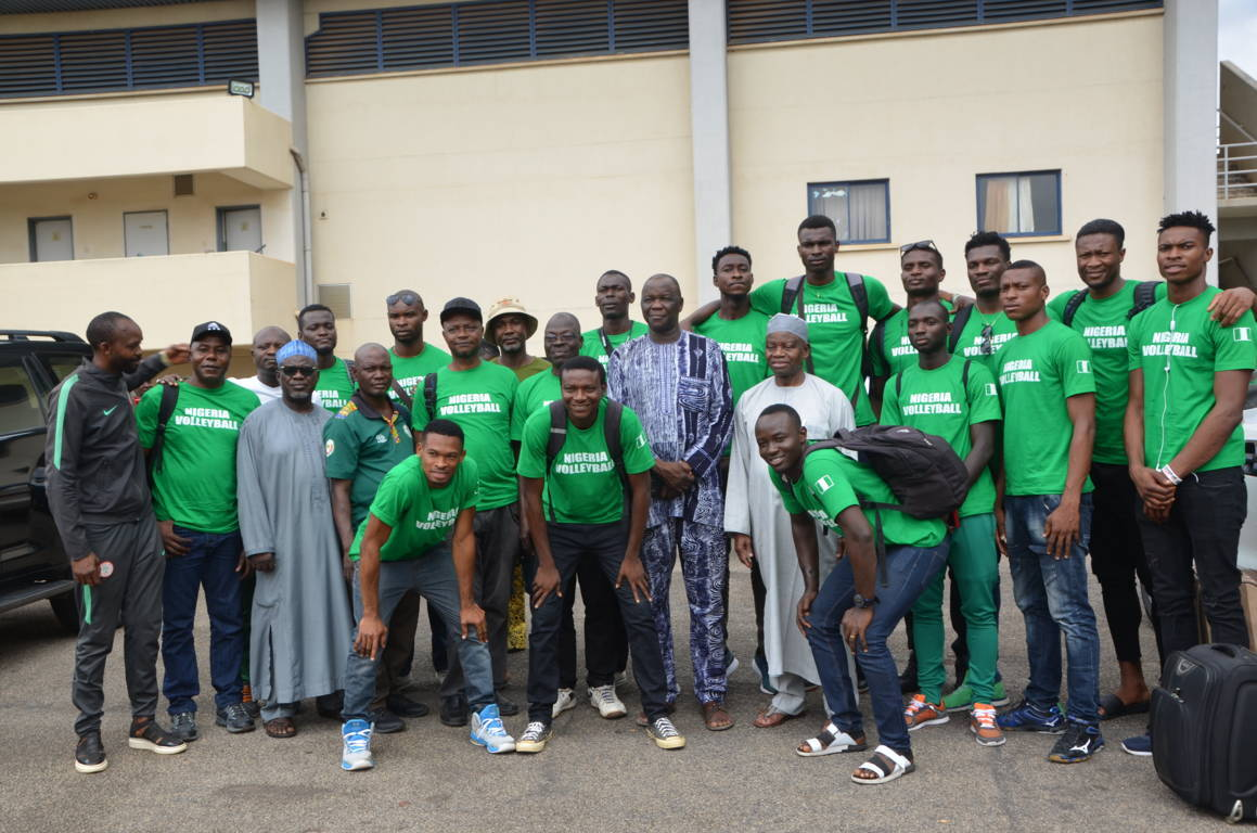 Nigeria Volleyball Federation to roll out post Covid-19 plans