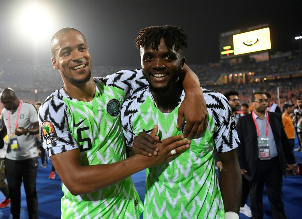 Chidozie Awaziem proud of AFCON display