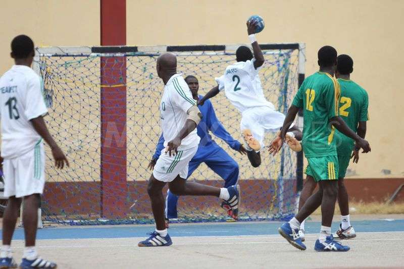 Handball: Nigeria Ready For Japanese Test