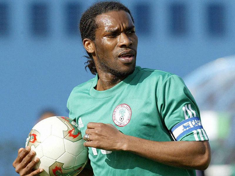 NFF celebrates Former Super Eagles Captain Austin Okocha at 47