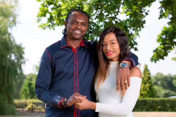 Nwankwo Kanu Marks 15th Wedding Anniversary With Wife, Amarachi