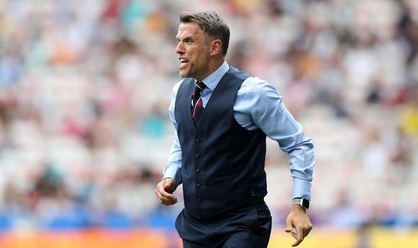 U.S.A Hurdle For Phil Neville As England Aim For First Major Finals In 53 Years